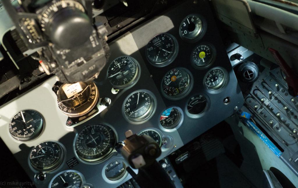 Полет на авиатренажере боевого самолета Л-39 Альбатрос